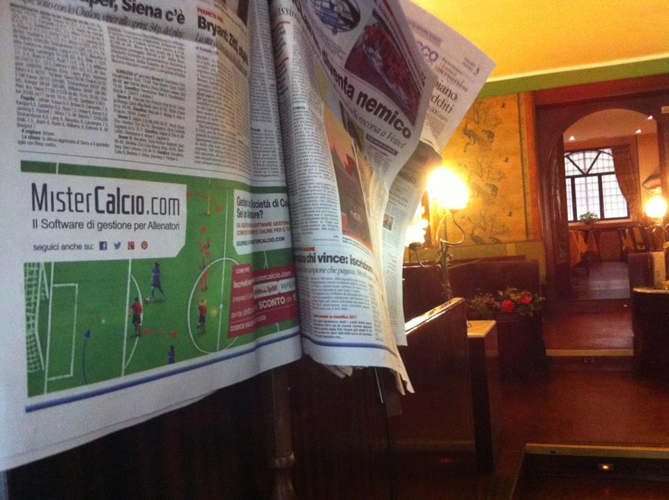 mistercalcio & Corriere dello sport