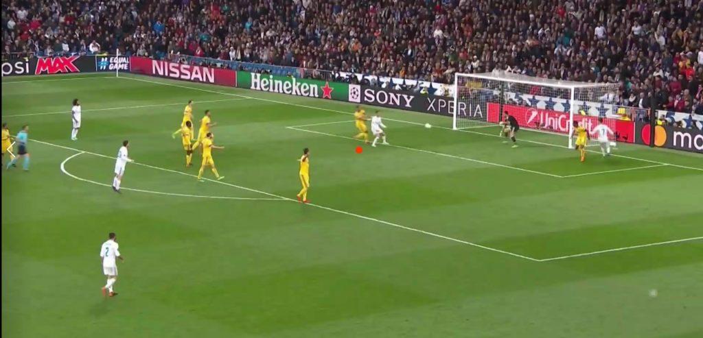 Real Madrid - Juve Figura6 Azione Benatia