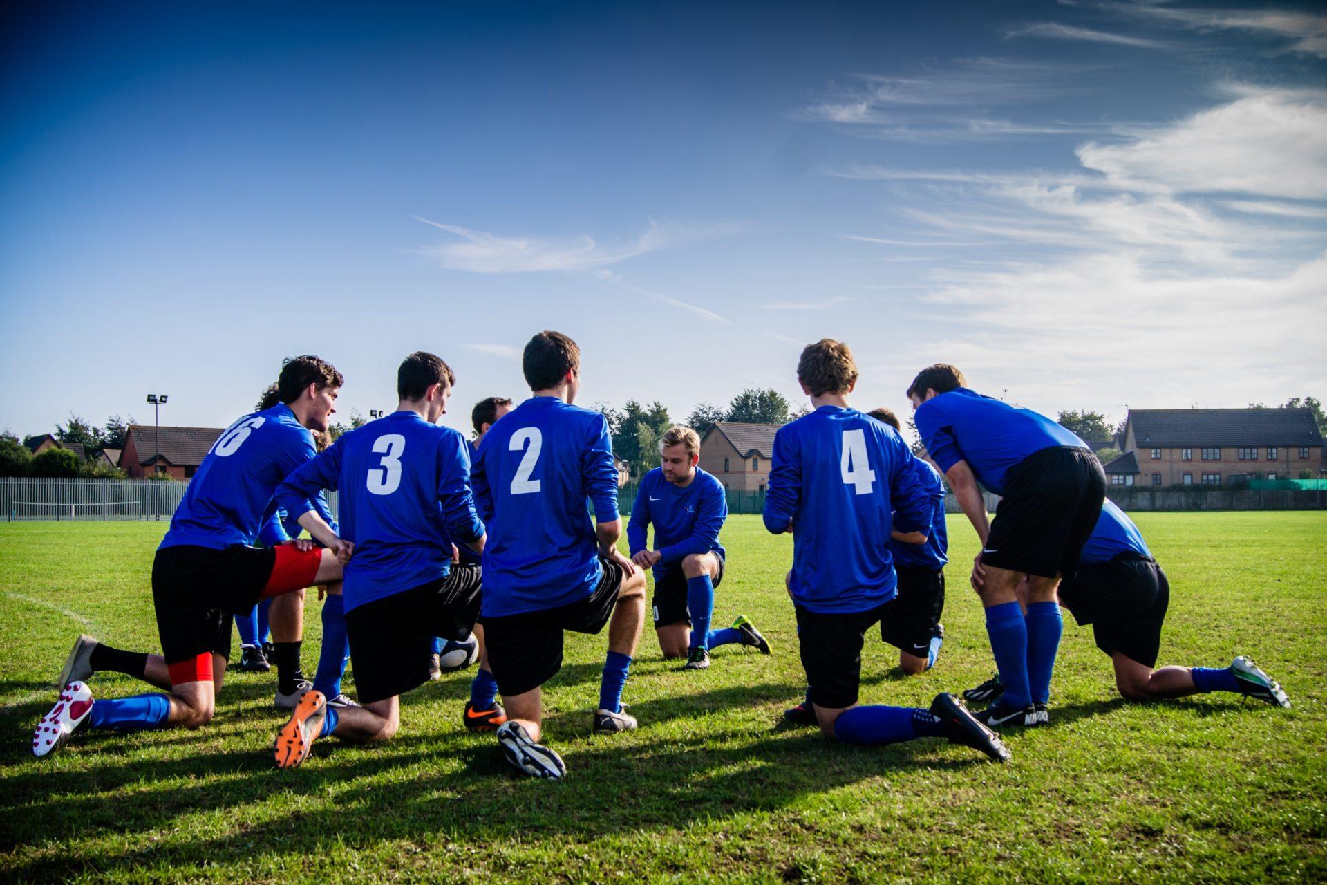 Leadership nel calcio
