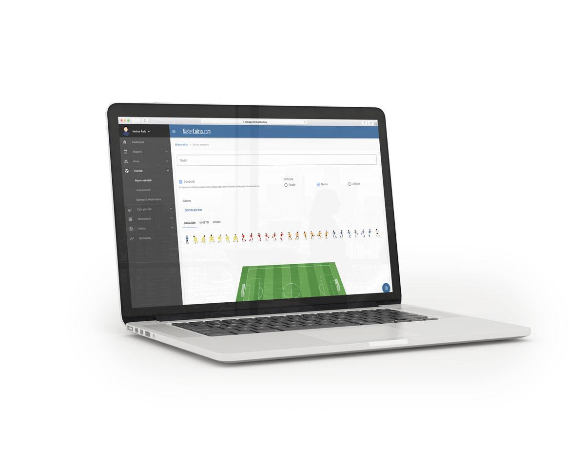 Immagine del Software Mistercalcio.com