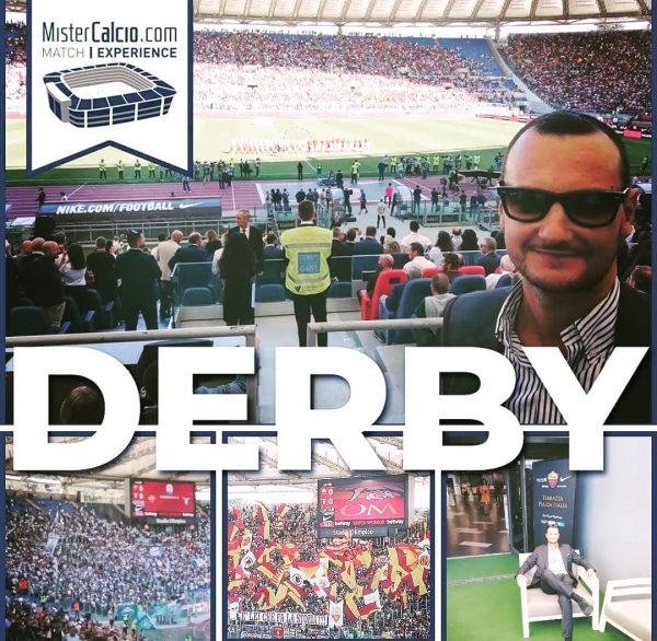 Match Experience: Derby della capitale