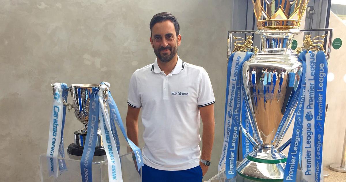 Allenatore di Calcio Andrea Rubenni