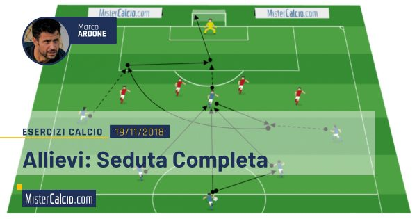 Categoria Allievi - Seduta Completa