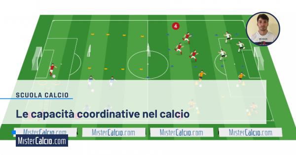 Le capacità coordinative nel calcio