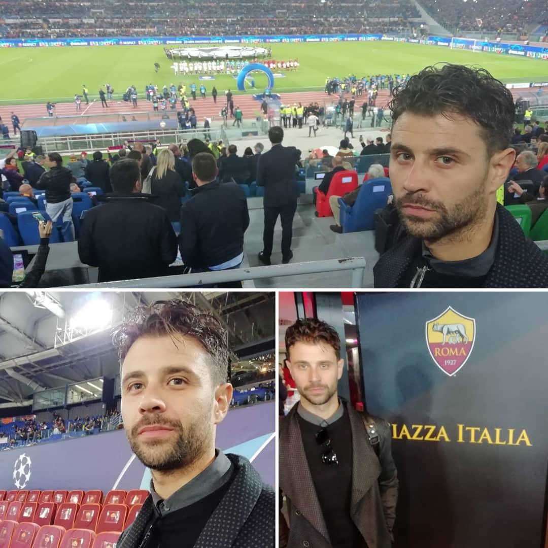 Il Match Experience di Roma vs Cska Mosca con mr Ardone