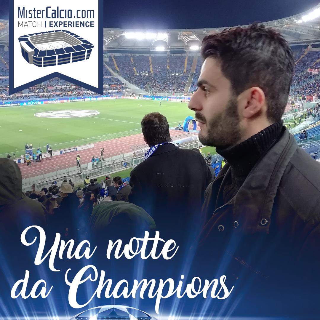 Match Experience Roma Porto