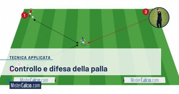 Controllo e Difesa della palla