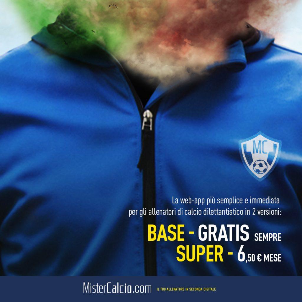 Prova GRATIS MisterCalcio.com