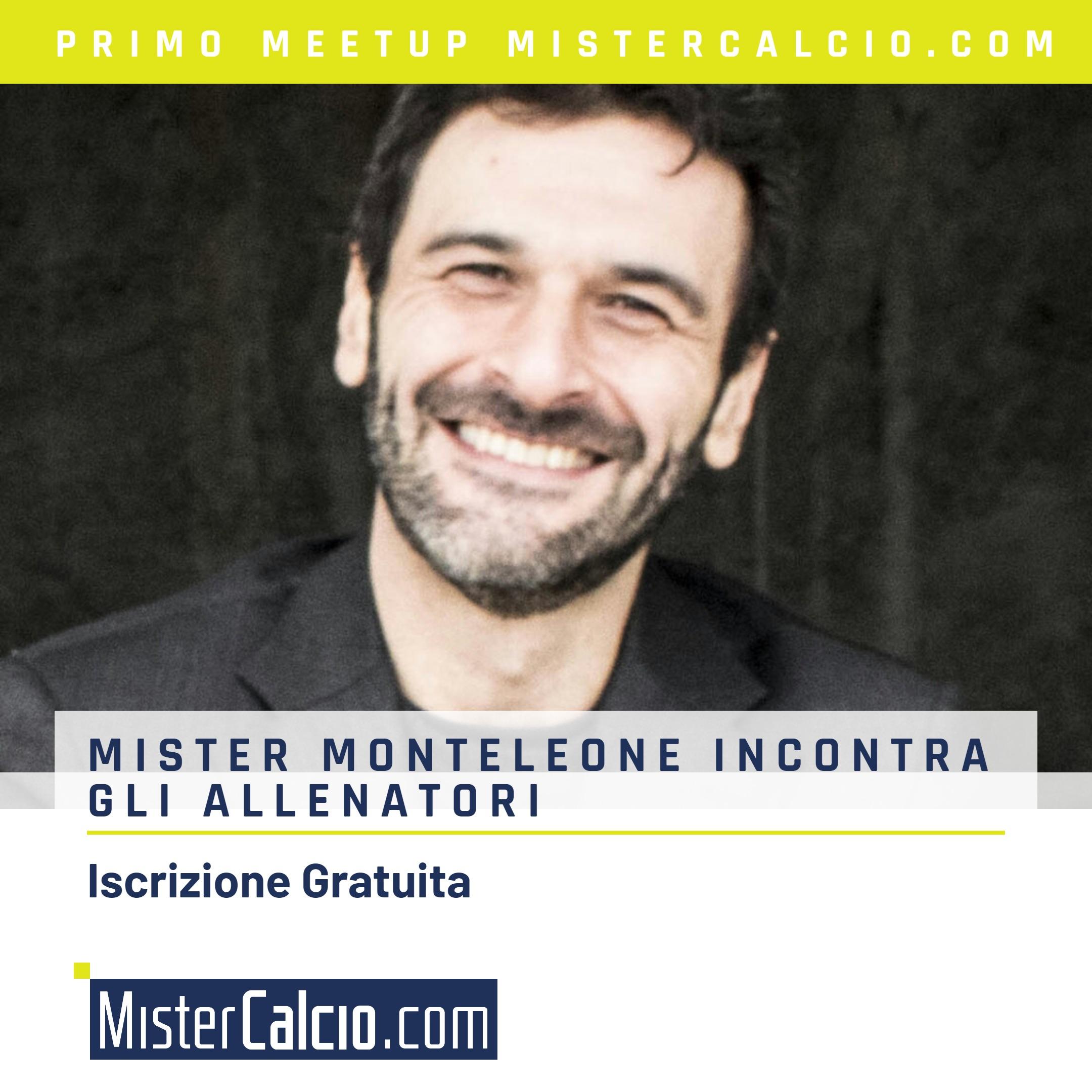 Meetup mistercalcio.com