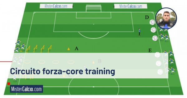 Prevenzione infortuni: core training