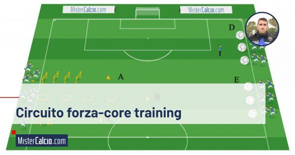 Prevenzione infortuni: core training