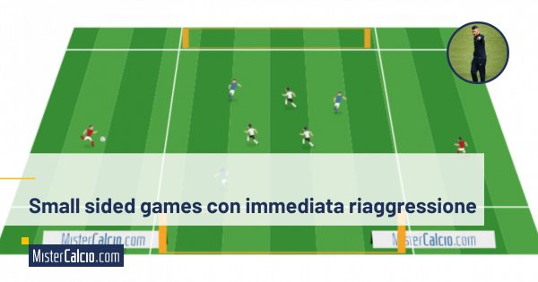 Small sided games, immediata riagressione